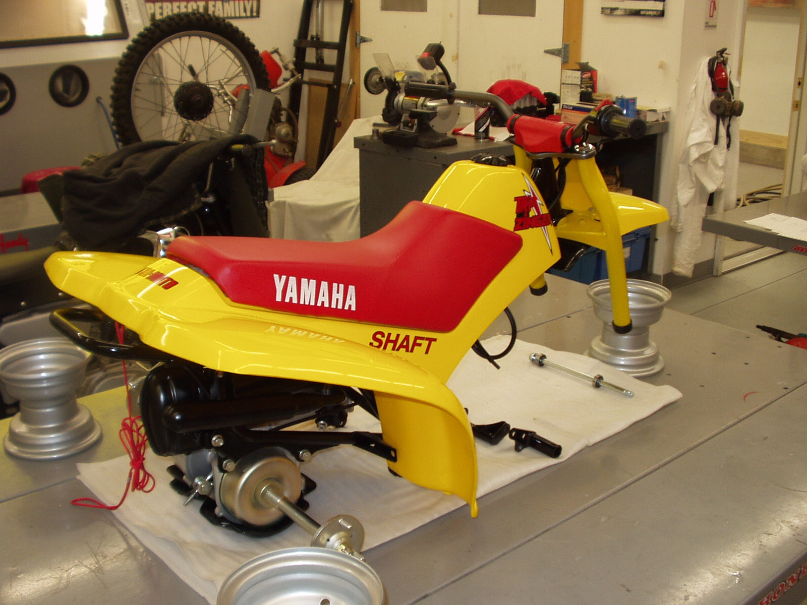 Yamaha Zinger For Sale