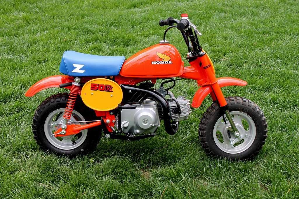 Z Lg on 1987 Honda Atc 125m